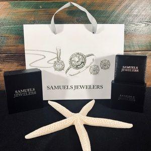 Samuels Jewelers Jewelry - Genuine Black Spinel Stone Ring